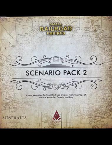 Small Railroad Empires: Scenario Pack 2